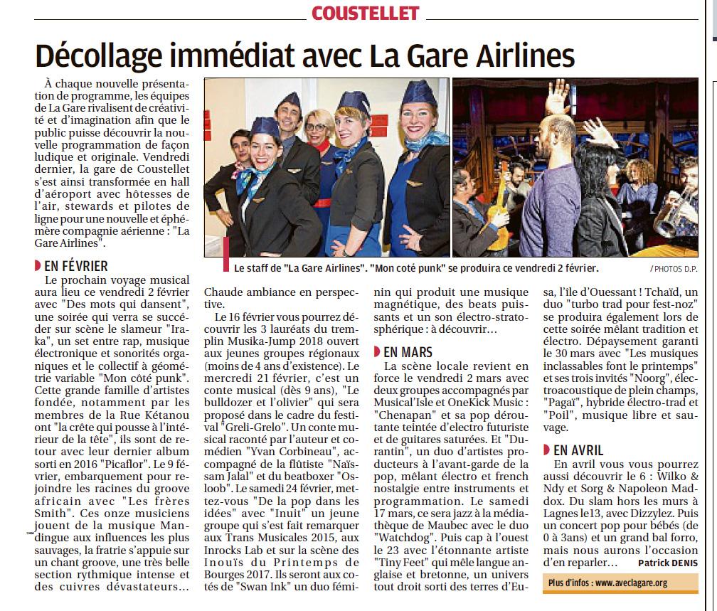 20180201 annonce La Gare