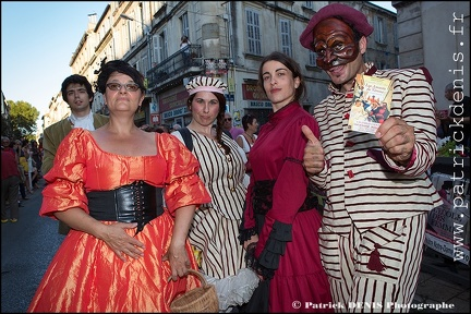 Avignon parade 2018 IMG_2692 Photo Patrick_DENIS