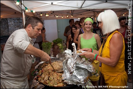 Catering - Fontarts 2012 IMG_0292 Photo Patrick_DENIS